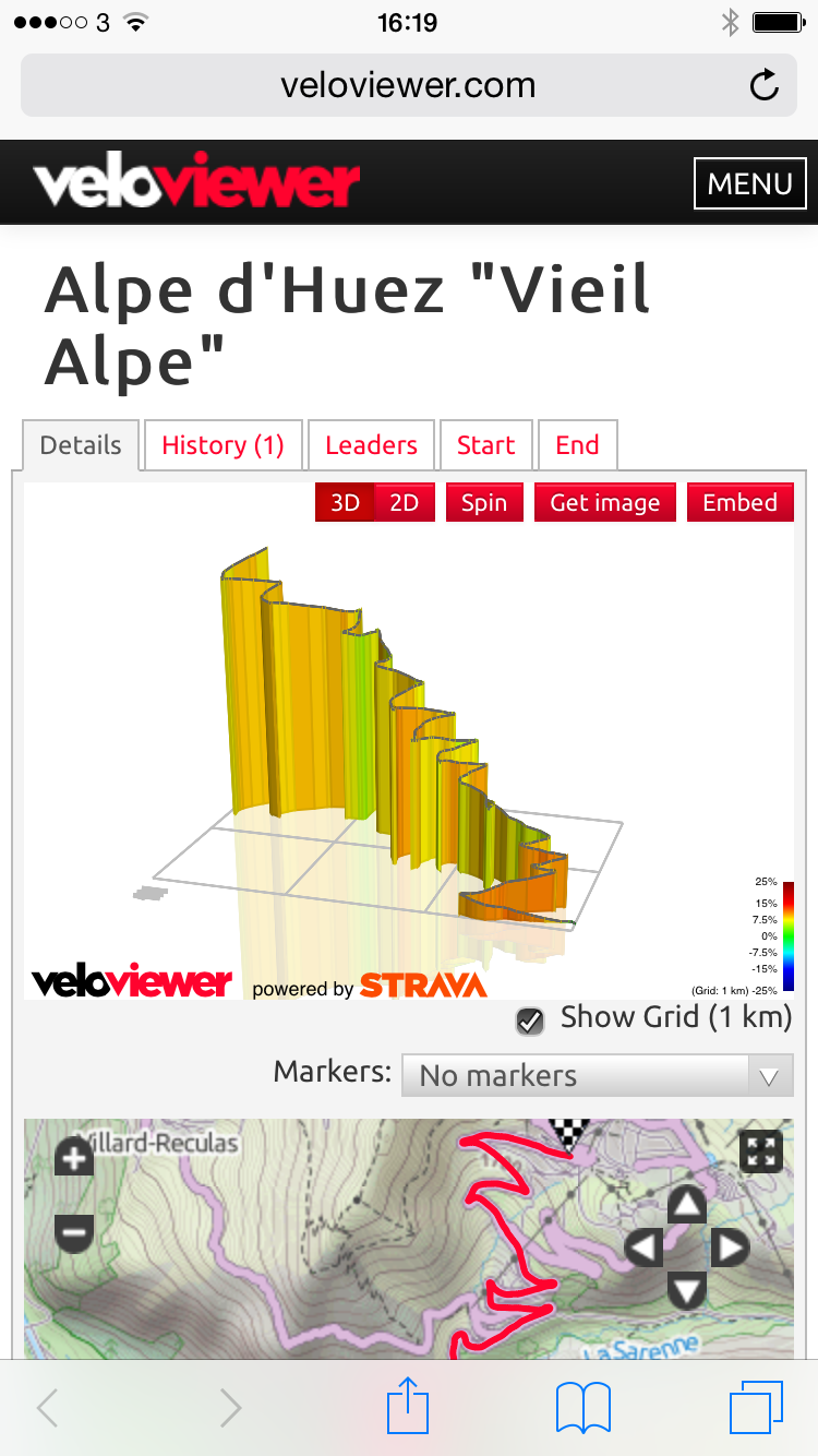 Getting and Sharing 3D Profile Images | VeloViewer