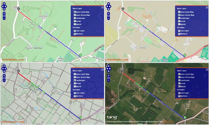 Map Options